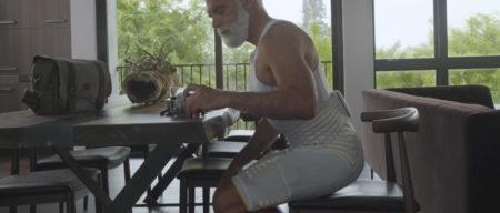 着られる筋肉,老人,足腰,サポート