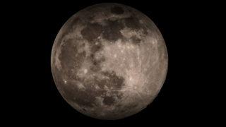 月の土地,プレゼント