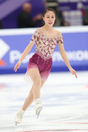 松田悠良,衣装,かわいい,フィギュアスケート,フルオーダー