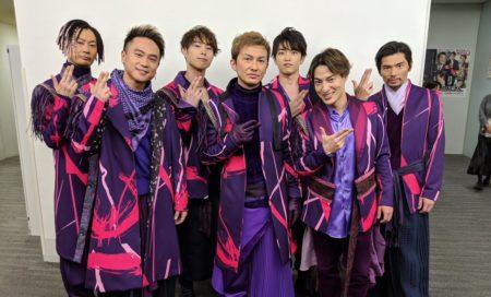 DA PUMP,新曲,衣装,ファビュラス,モチーフ,桜,袴,