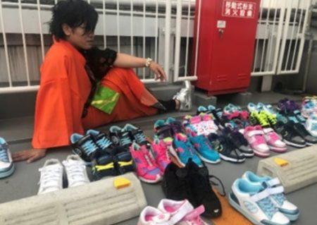 ぺこぱ,松陰寺,コレクター,着物,ローラー靴,ラインナップ