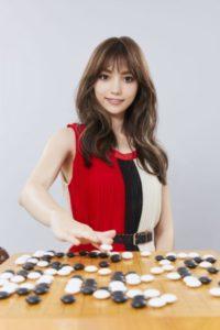 黒嘉嘉,横顔,かわいい,CM,囲碁棋士,収入