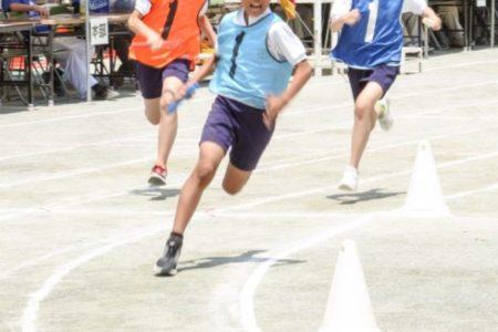 リレーの選手,公平,決め方,子,速く走る,コツ,練習方法