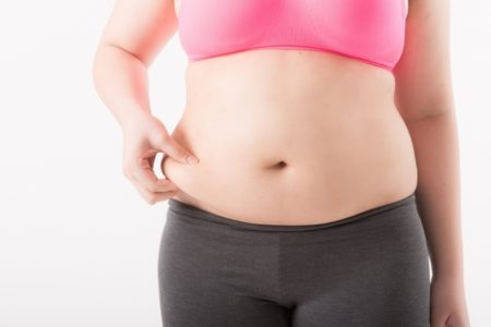 お腹,冷たい感じ,アラフォー,40代,女,皮下脂肪,落とし方,内蔵