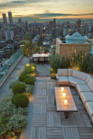観月ありさ,新居,屋上庭園,美術館,大豪邸