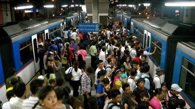 満員電車,ストレス解消法